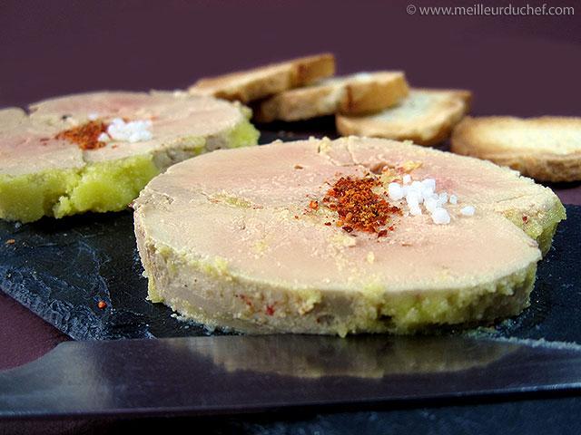 Ballotine de foie gras  recette de cuisine illustrée  meilleurduchef ...