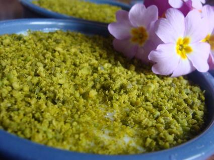 Recette de crème de riz à l'indienne cardamone, eau de rose ...