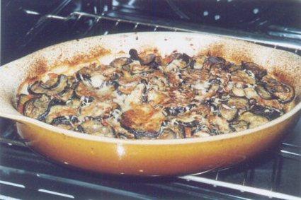 Recette de moussaka au bœuf