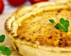 Recette tarte au pont l'evêque et au calvados
