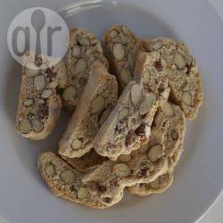 Recette cantuccini (biscotti aux amandes) – toutes les recettes ...