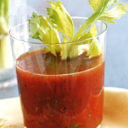 Recette cocktail de légumes épicé – toutes les recettes allrecipes