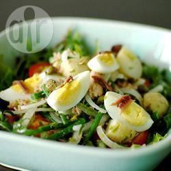 Recette salade niçoise de bob – toutes les recettes allrecipes