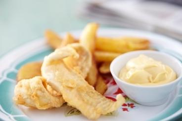 Recette de fish and chips facile et rapide
