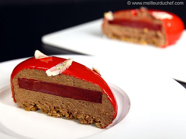 Cœur rouge de la saint valentin  recette de cuisine illustrée ...