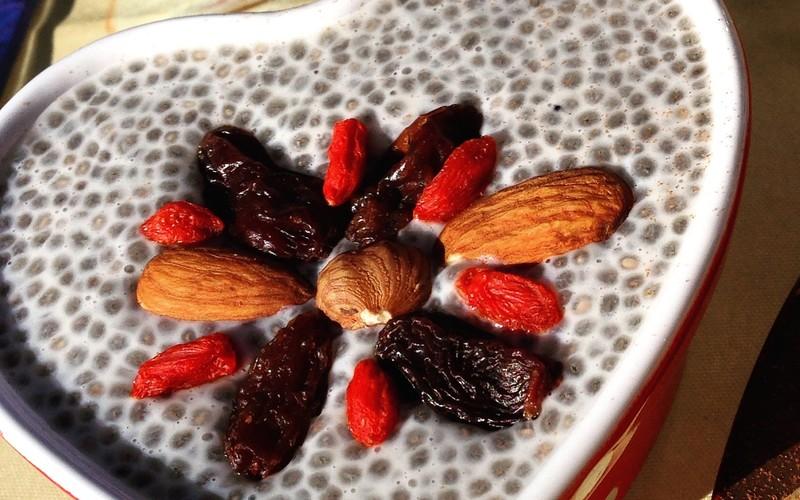 Recette pudding aux graines de chia pas chère et instantané ...