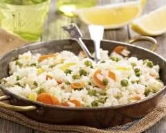 Recette riz aux légumes