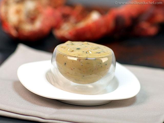 Sauce béarnaise  fiche recette  meilleurduchef.com