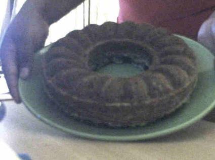 Recette de gâteau au chocolat ultra light