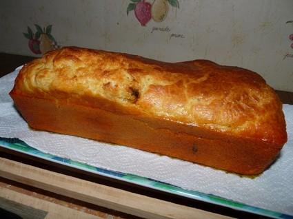 Recette de cake au chorizo simple et rapide