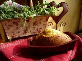 Gâteau au yaourt et à l'eau de fleur d'oranger pour 6 personnes ...