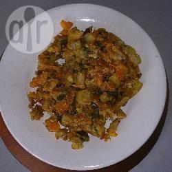 Recette kafteji (légumes frits à la tunisienne) – toutes les recettes ...