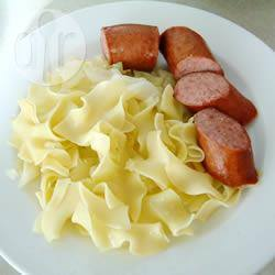 Recette chou et nouilles à la polonaise – toutes les recettes ...