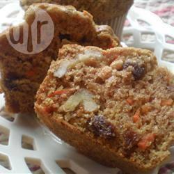 Recette muffins à la carotte et noix de coco – toutes les recettes ...