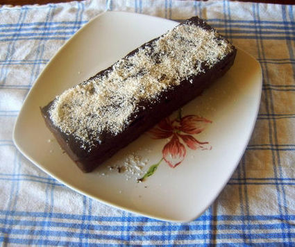 Recette de fondant au chocolat au micro-ondes