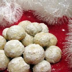 Recette biscuits russes – toutes les recettes allrecipes