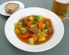 Recette ragoût irlandais de boeuf