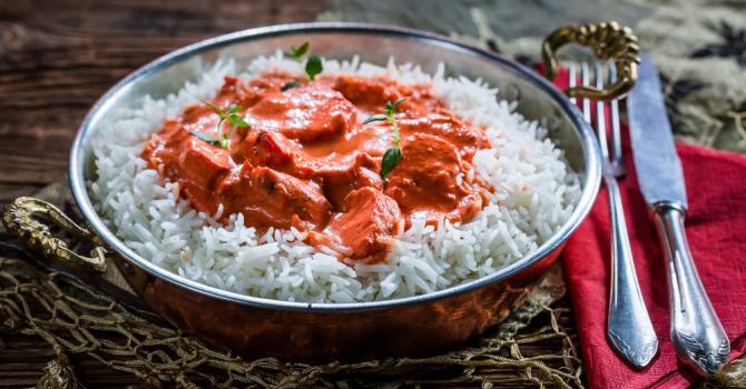 Recette de poulet tikka massala
