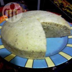 Recette gâteau au thé vert et graines de sésame noires – toutes les ...