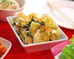 Recette ban chan coréen de chou fermenté