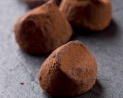 Recette truffes au chocolat faciles