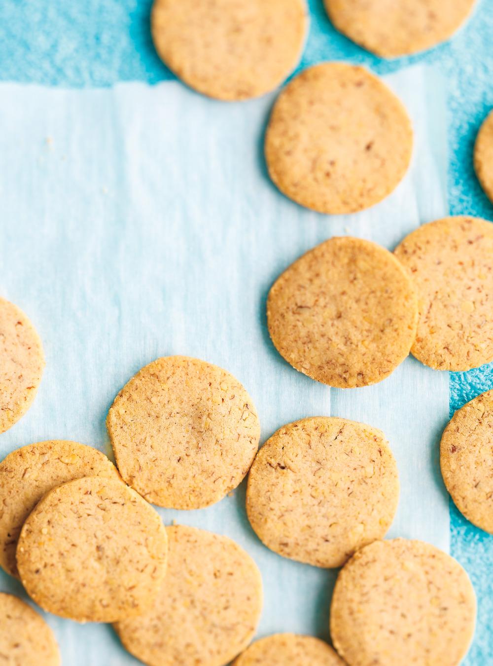 Biscuits aux pacanes réfrigérateur | ricardo