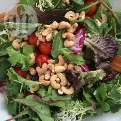 Recette salade verte aux tomates cerises – toutes les recettes ...