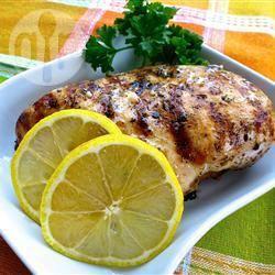 Recette poulet grillé au citron et origan – toutes les recettes allrecipes
