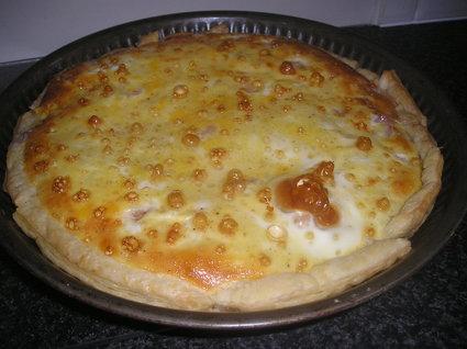 Recette de tarte fondante aux 3 fromages