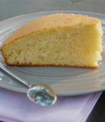 Gâteau au yaourt allégé
