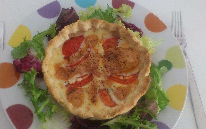Gratin de courgette tomate mozzarella cuisine tudiant for Cuisine etudiant