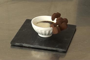 Recette de sablés de noël au cacao facile et rapide