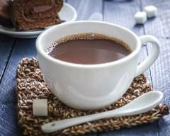 Recette chocolat chaud express