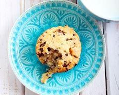 Recette muffin chocolat et mirabelles