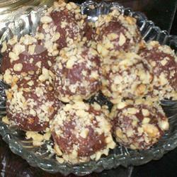 Recette truffes à l'irish cream (baileys™) – toutes les recettes ...