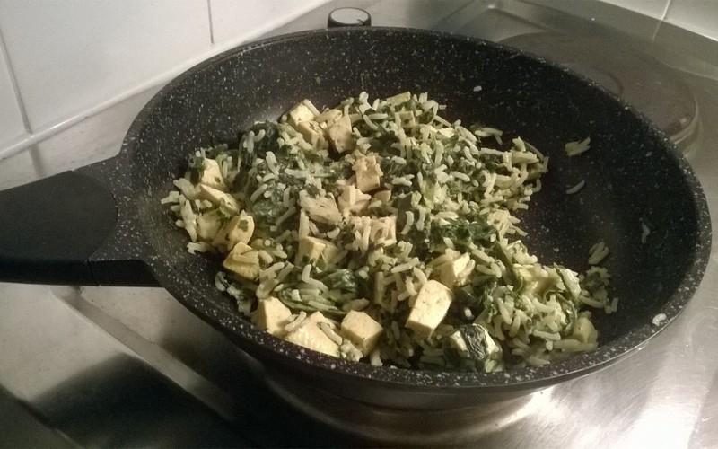 Recette curry de tofu aux épinards économique et facile > cuisine ...
