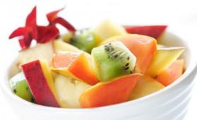 Salade de fruits exotiques pour 4 personnes
