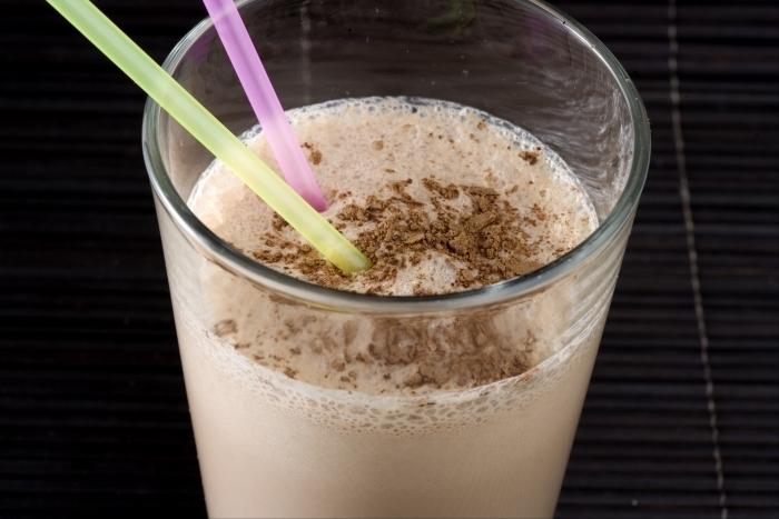 Recette de milk-shake au cacao facile et rapide
