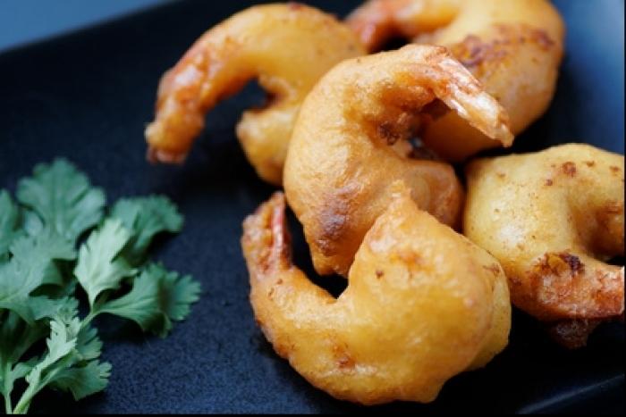 Recette de beignets de crevettes facile et rapide