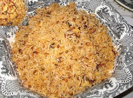 Recette de risotto aux amandes et aux raisins secs