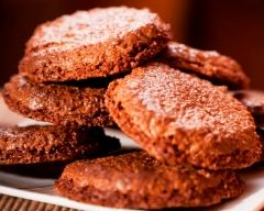 Recette biscuits au cacao