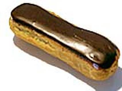 Recette eclair au chocolat