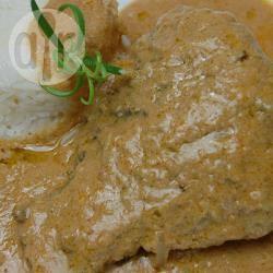 Recette recette de mafé au tilapia (sauce d'arachide) – toutes les ...