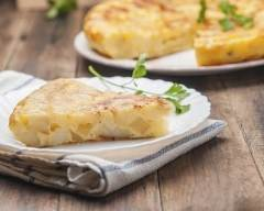 Recette omelette à l'espagnole
