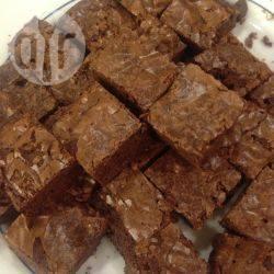 Recette brownies suprêmes – toutes les recettes allrecipes