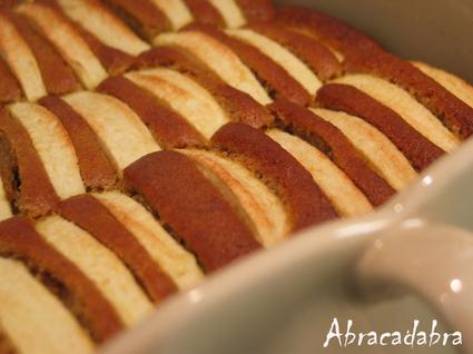 Recette de gâteau moelleux aux pommes 100% bio