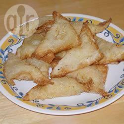 Recette raviolis chinois au fromage à tartiner – toutes les recettes ...