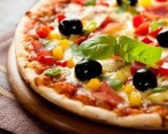 Recette pizza basquaise