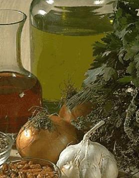 Sauce au persil et aux oignons pour 4 personnes