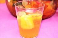Recette sangria blanche (cocktail vin)